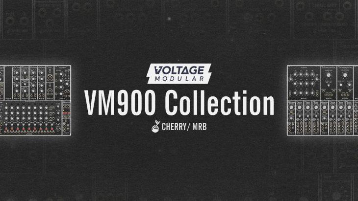 cherry audio mrb vm900 collection voltage modular