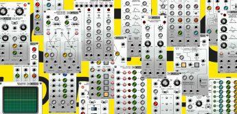 Cherry Audio VM2500 Collection, ARP-Module für Voltage Modular