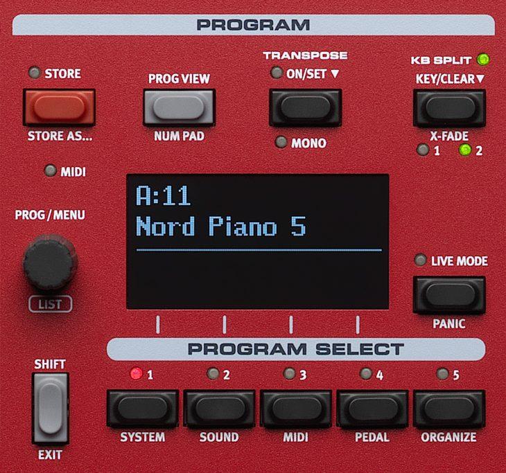 clavia nord piano 5 test
