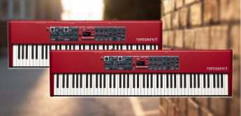 Test: Clavia Nord Piano 5, Stagepiano