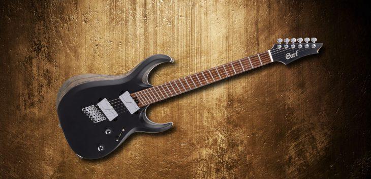 E-Gitarren Konstruktionen Cort X700