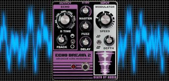Test: Death by Audio Echo Dream 2, Delay-Pedal