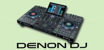 Alle Denon DJ DJ-Mixer, DJ-Controller, Plattenspieler und DJ-Player