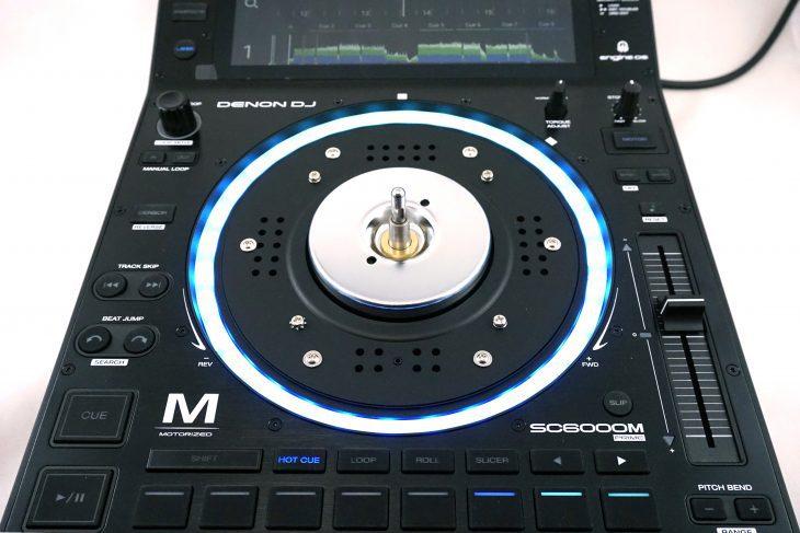 DJ SC6000M Prime