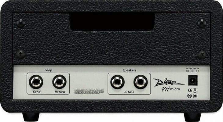 Diezel VH Micro - Mini Amp