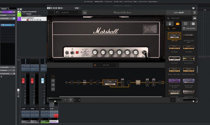 Digitale Gitarrensounds - Das PlugIn