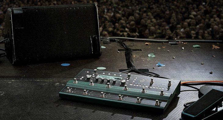 Digitale Gitarrensounds Kemper Stage