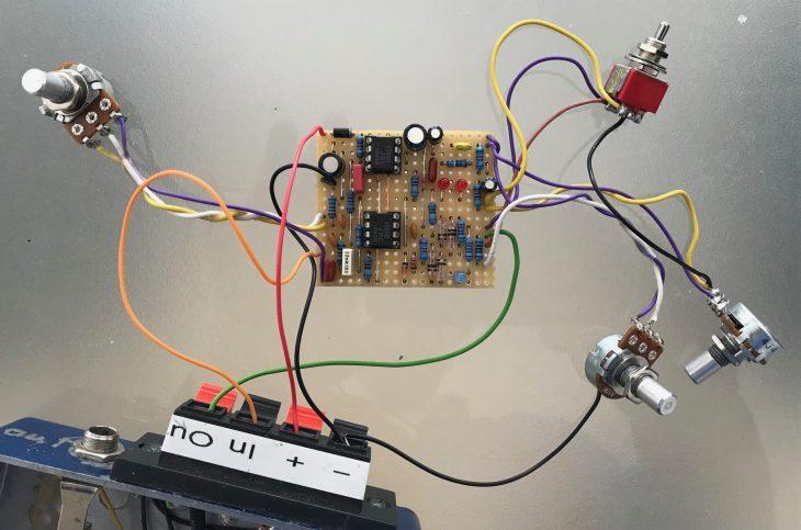 Workshop DIY: So baust du ein Verzerrerpedal für E-Gitarre