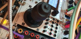 Test: Doepfer A-174-4 3D-Joystick, Eurorack-Modul