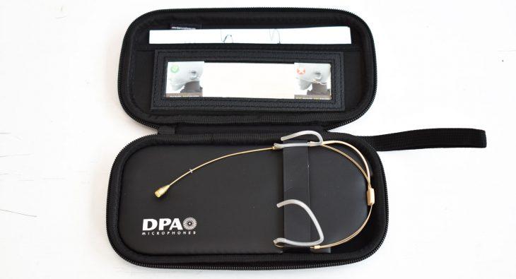 Test: DPA 4466 CORE und DPA 4488 CORE Headsets8