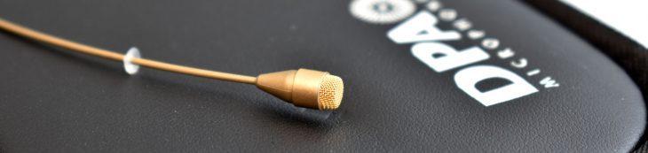 Test: DPA 4466 CORE und DPA 4488 CORE Headsets