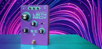 Test: Dreadbox Lethargy, Phaser-Pedal für E-Gitarre & Keys