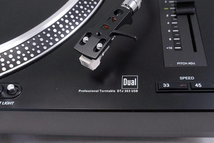 Dual DTJ 303 USB