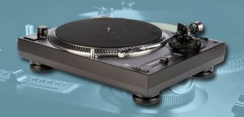 Test: Dual DTJ 303 USB DJ-Plattenspieler