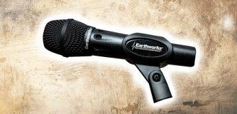 Test: Earthworks Audio SR40V Gesangsmikrofon