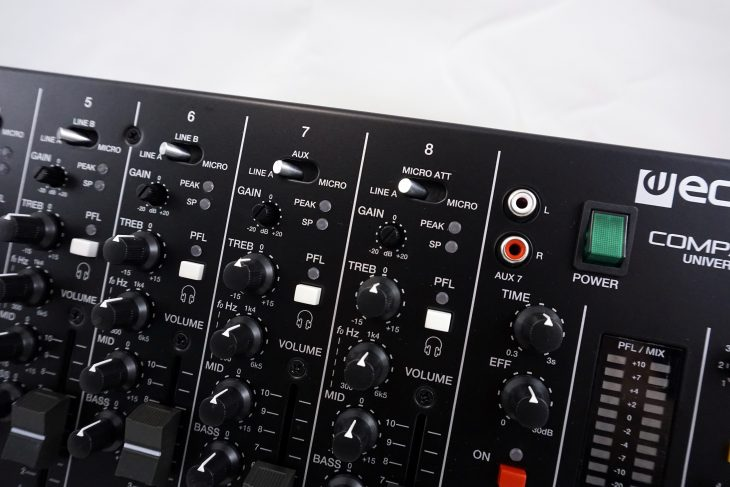 Ecler Compact8
