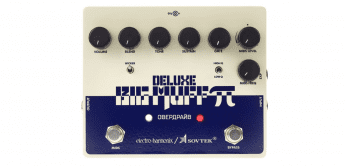 Test: Electro Harmonix Sovtek Del. Big Muff Pi Fuzz