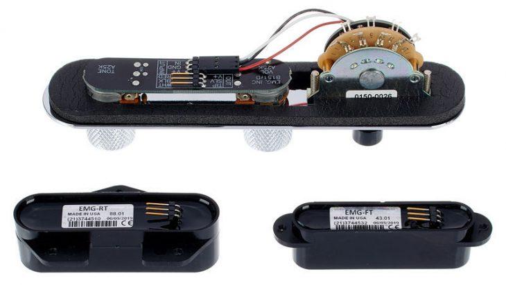 DIY E-Gitarre: So baust du eine Telecaster mit Humbucker