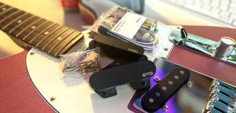 Workshop DIY: So baust du eine Telecaster mit EMG Pickups