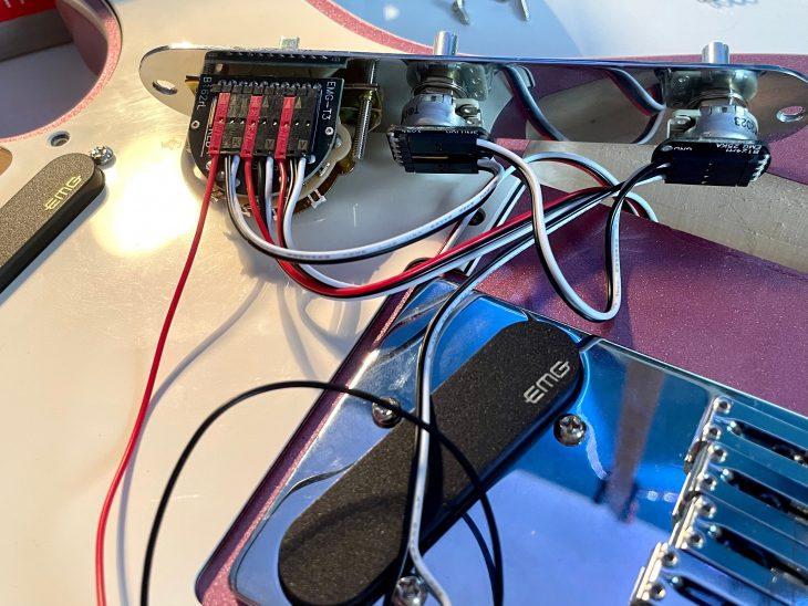 DIY: So baust du eine Telecaster mit Humbucker