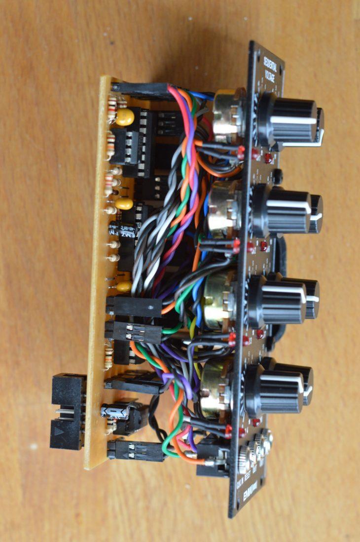 EMW Sequential Voltage - Stecker