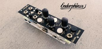Test: Endorphin.es Golden Master Multibandkompressor, Eurorack