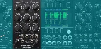 Erica Synths Bass Drum2, TR-909 Kick-Modul für Eurorack
