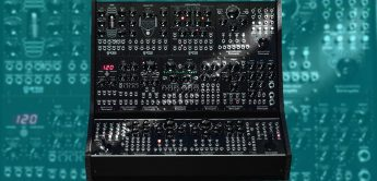 Erica Synths Dada Noise System II & Quadraphonic Surround Panner