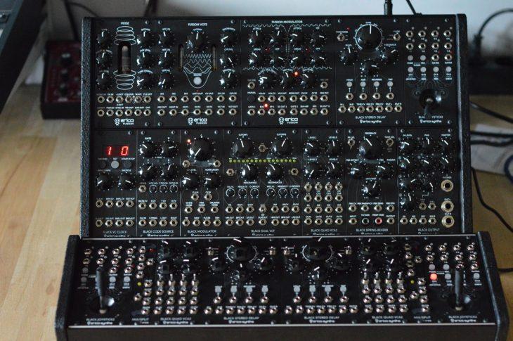 Erica Synths/Liquid Sky Dada Noise System 2 - Komplettsystem