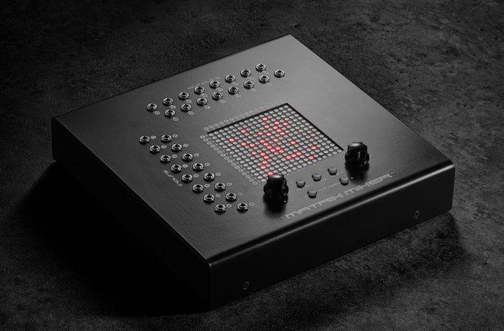 erica synths matrix mixer