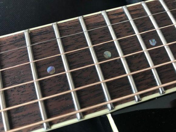 Test: ESP LTD TL-6 BLK, Akustikgitarre