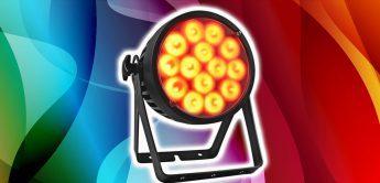 Test: Eurolite LED IP PAR 14x10W HCL Scheinwerfer