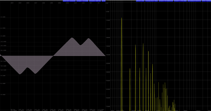 Eurorack Waveforder - Bifold Tri - Parallel