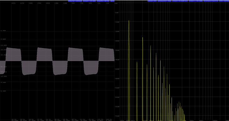 Eurorack Waveforder - Dreieck zu Rechteck