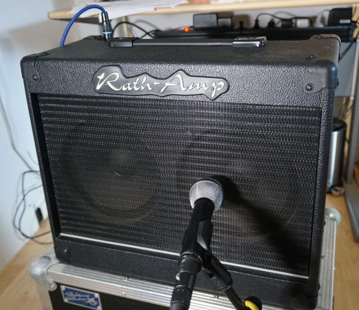 Workshop: Gitarre Recording Zubehör für Zuhause