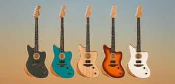 LEAK: Fender Acoustasonic Jazzmaster