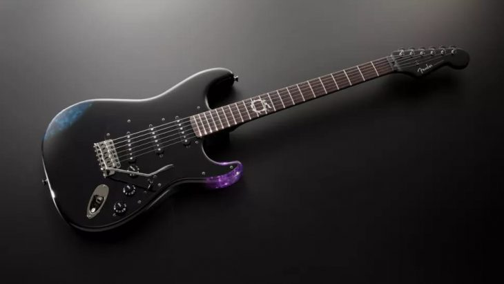 Fender Stratocaster Final Fantasy XIV Spezial