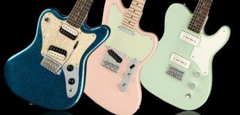Fender Squier Paranormal Standard Series