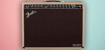 Test: Fender Tone Master Twin Reverb Blonde, Gitarrenverstärker