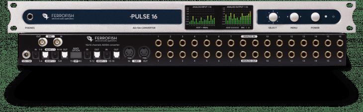 ferrofish pulse 16