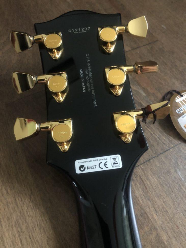 FGN Neo Classic LC20 Gotoh Tuner