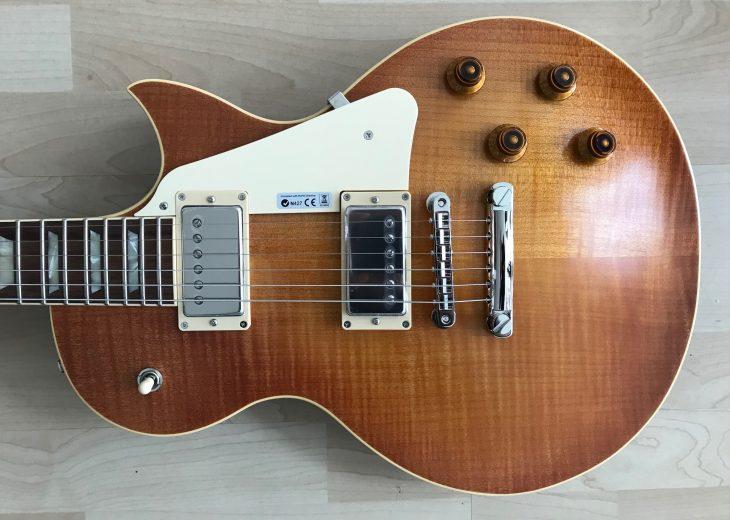 Test: FGN Neo Classic LS-30, E-Gitarre