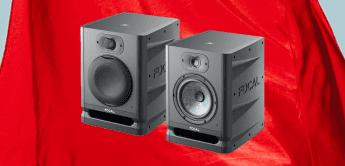 Focal stellt zwei neue Nahfeldmonitore vor: Alpha 50 EVO und Alpha 65 EVO