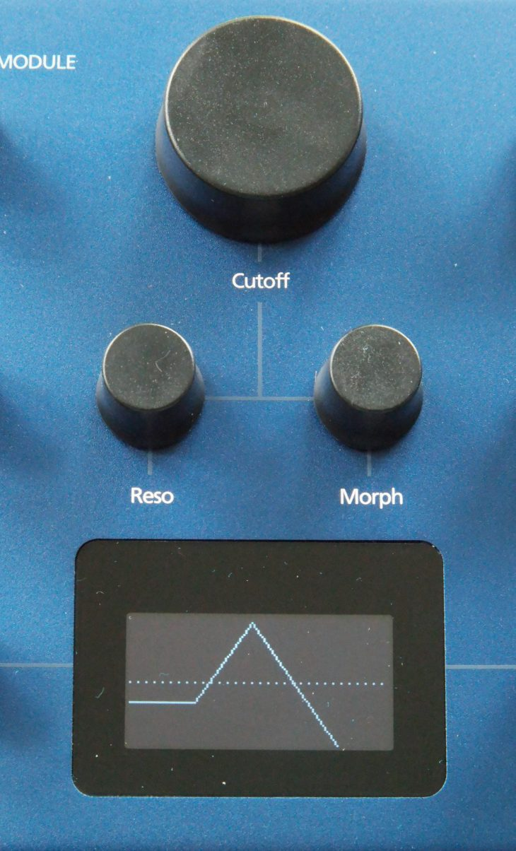 Modal Electronics Cobalt8M VA-Synthesizer