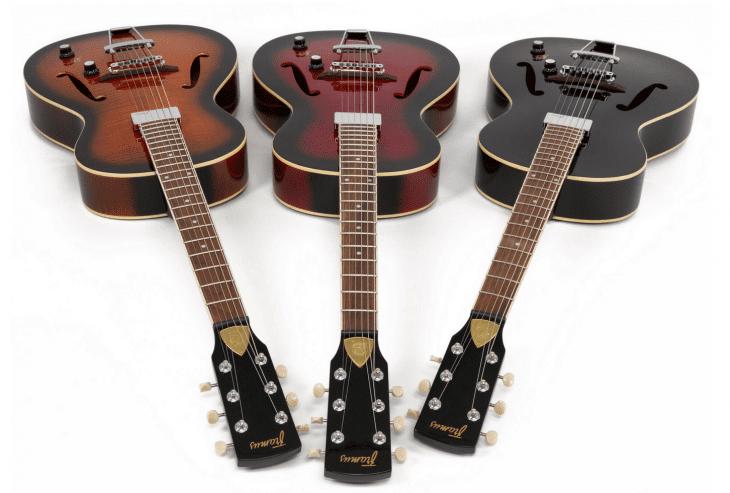 Test: Framus Vintage Series 5/51 Studio, Akustik-Gitarre