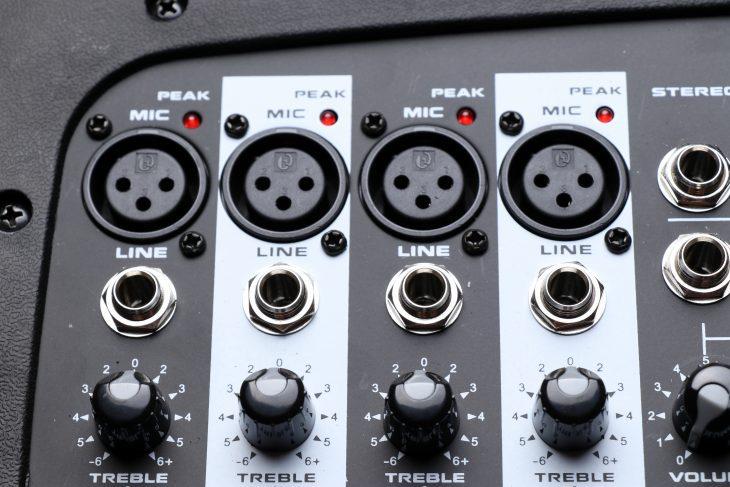 Test: Fun Generation Stagemix 400 Mini-PA, Powermixer