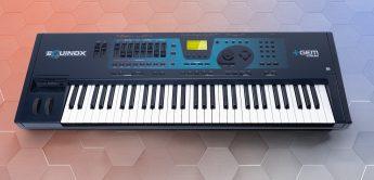 Green Box: GEM Equinox Synthesizer-Workstation (1999)