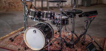 Test: GEWA G5 E-Drum Set Pro BS, E-Drums