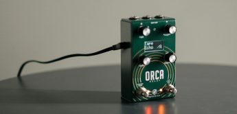 Test: GFI System ORCA DELAY Delay-Pedal