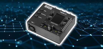 Test: EAE GigMix 4-1 Mini-Digitalmixer